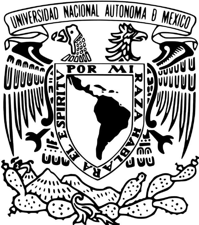 Escudo Universidad Nacional Autónoma de México